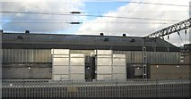 TQ2282 : Shed, Willesden Junction by N Chadwick