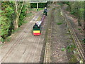 TQ1666 : The Thames Ditton Miniature Railway by Marathon