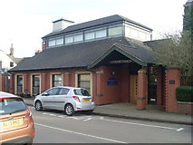 SK8508 : Oakham Methodist Church by David Hillas