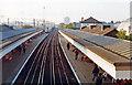 TQ2083 : Harlesden station, 1994 by Ben Brooksbank