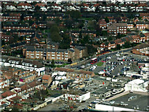 TQ1276 : Hounslow from the air by Thomas Nugent