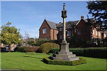 SP5074 : Rugby School War Memorial by Stephen McKay