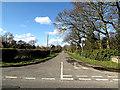 TM3592 : Home Farm Road, Ellingham by Adrian Cable