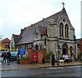 SP1954 : United Reformed Church in Stratford-upon-Avon by Jaggery