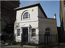 TQ3296 : The Old Vestry Offices, The Town, EN1 by Mike Quinn