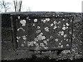 H4564 : Plaque, New Bridge, Tattyreagh Road by Kenneth  Allen