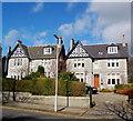NJ9105 : 20 and 22 Rubislaw Den South, Aberdeen by Bill Harrison