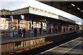 TQ3174 : Platform, Herne Hill Station by Julian Osley
