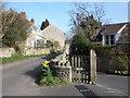 ST3757 : Christon Road by Roger Cornfoot