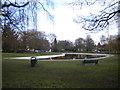 SJ8800 : Paddling pool, Upper Green, Tettenhall by Richard Vince