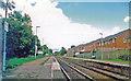 SJ3058 : Hope (Clwyd) station, 1999 by Ben Brooksbank