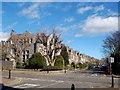 NJ9206 : Hamilton Place, Aberdeen... by Bill Harrison