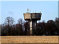TM4461 : Leiston Water Tower by Adrian Cable
