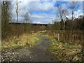 SD7355 : Concessionary Path beside Stocks Reservoir by Chris Heaton