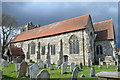 TQ8218 : St George's church, Brede by Julian P Guffogg