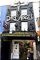TQ2884 : Dark Angel on Camden High Street by Steve Daniels