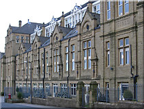 SE0924 : Halifax - former school on Clare Hall Lane by Dave Bevis