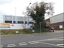 TQ1985 : A perambulation of Wembley Stadium (2) by Basher Eyre