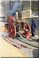 TQ1878 : London Museum of Water & Steam - trench engine by Chris Allen