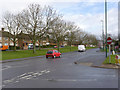 SK5141 : Strelley Road at Wigman Road by Alan Murray-Rust