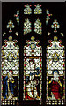 SK8736 : East Window, All Saints' church, Barrowby by J.Hannan-Briggs