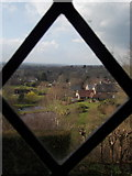 ST7807 : Ibberton: a view from the church by Chris Downer
