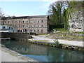 SK2956 : Richard Arkwright's first Cromford Mill and its extension by Humphrey Bolton