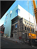 NS5866 : Glasgow School of Art extension by Thomas Nugent