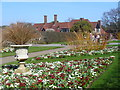 TQ0658 : Wisley - Formal Gardens by Colin Smith