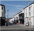 SS9079 : Pedestrian zone, Caroline Street, Bridgend by Jaggery