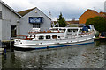 SK5538 : Cruiser on the Nottingham Canal by David Lally
