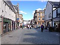 NN1073 : The High Street at Fort William by David Dixon