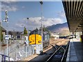 NN1074 : Class 37 Locomotive at Fort William by David Dixon