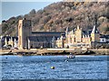 NM8530 : St Columba's Cathedral, Oban by David Dixon