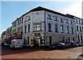 SS7597 : Greens Restaurant, Castle Hotel, Neath  by Jaggery