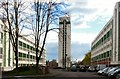 SJ8991 : High-rise living on Lancashire Hill by Gerald England