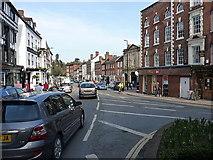 SO7875 : Load Street, Bewdley by Richard Law