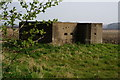 SE9857 : A Pillbox to the south of Garton-on-the-Wolds by Ian S