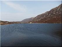 NN9462 : Loch a'Choire by David Brown