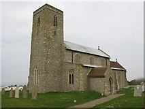 TG1743 : All Saints Parish Church, Beeston Regis by G Laird