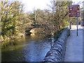SK2958 : Matlock Bath Bridge by Gordon Griffiths