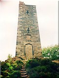 SK2563 : The Reform Tower on Stanton Moor by Clint Mann