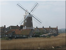 TG0444 : Cley Windmill by G Laird