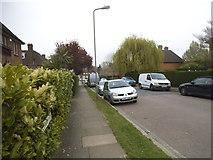 TQ2688 : Middleway, Hampstead Garden Suburb by David Howard