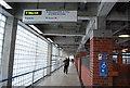 TQ3982 : In West Ham Underground Station by N Chadwick