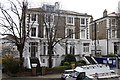 TQ2785 : 34 and 36, Upper Park Road, Belsize Park by Kate Jewell