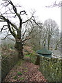 SE0420 : Ryburn Lane, Ripponden FP59 by Humphrey Bolton