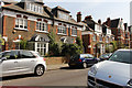 TQ2784 : Antrim Road, Belsize Park by Kate Jewell