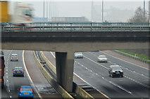 J3477 : Sahara dust, Belfast - April 2014(3) by Albert Bridge