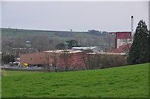 SS9902 : Mid Devon : Hele Scenery by Lewis Clarke